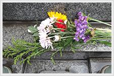 墓石販売、メモリアル名簿